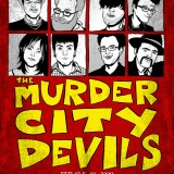 Murder City Devils Reunion LA Poster. Final Design by Demonbabies.