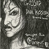 One off Flyer for my band Dive Kissers