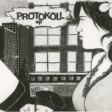 Original Unused Artwork for Protokoll CD