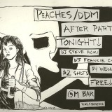One off After Party Flyer