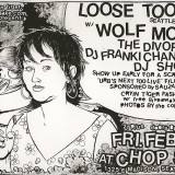 Seattle 'Loose Tooth' 1 off w/ Wolf Mother's debut show in the NW