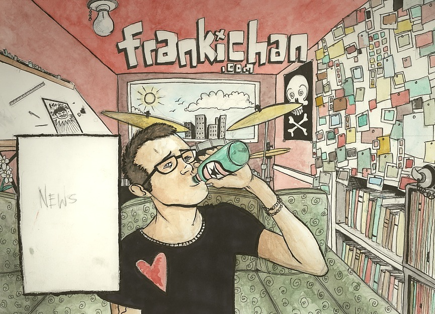 FrankiChan.com Original Artwork